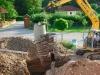 Baustelle Thalmann